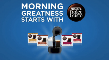 Nescafé Dolce Gusto | Morning Greatness